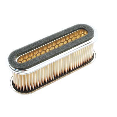 Luftfilter oval 177x57x70mm